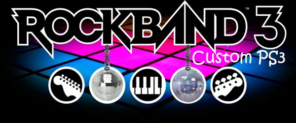LINKS ONLINE - Rock Band 3 Custom - Pack Varios Generos [PS3