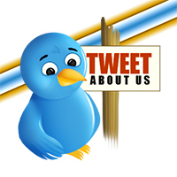 Contact Us On Twitter